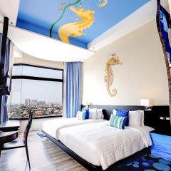Siam@Siam Design Hotel Pattaya Паттайя детские мероприятия