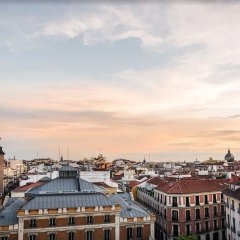 Отель Palacio San Martin Мадрид балкон