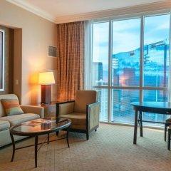 Отель The Signature at MGM Grand США, Лас-Вегас - 2 отзыва об отеле, цены и фото номеров - забронировать отель The Signature at MGM Grand онлайн комната для гостей фото 12