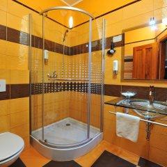 Hotel Arte Брно ванная фото 2
