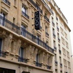 COQ Hotel Paris балкон