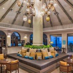 Отель Sheraton Samui Resort гостиничный бар