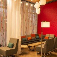 Отель Aloft Al Ain ОАЭ, Эль-Айн - отзывы, цены и фото номеров - забронировать отель Aloft Al Ain онлайн интерьер отеля