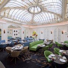 Отель Hôtel Vernet питание