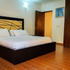 Апартаменты Gemini Place Apartments Oniru комната для гостей