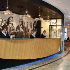 Отель Inntel Centre Амстердам интерьер отеля фото 3