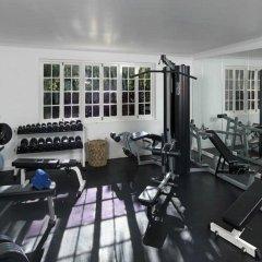 Отель Jamaica Inn фитнесс-зал фото 2