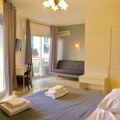 Отель Hôtel Georges комната для гостей фото 4