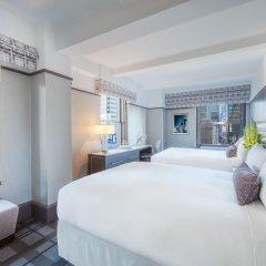 Park Central Hotel New York 4* Улучшенный номер с различными типами кроватей фото 6