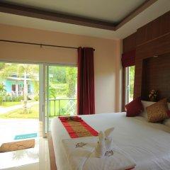 Отель Tum Mai Kaew Resort комната для гостей фото 4