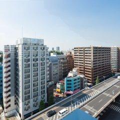 Отель Ueno Hotel Япония, Токио - отзывы, цены и фото номеров - забронировать отель Ueno Hotel онлайн бассейн