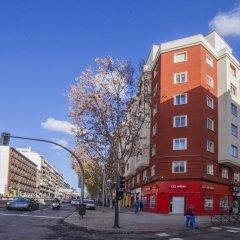 Отель Hostal CC Atocha Испания, Мадрид - отзывы, цены и фото номеров - забронировать отель Hostal CC Atocha онлайн вид на фасад