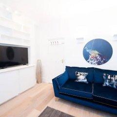 Отель Unique Period Apartment in Kensington Великобритания, Лондон - отзывы, цены и фото номеров - забронировать отель Unique Period Apartment in Kensington онлайн