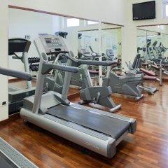Отель Holiday Inn Rome Aurelia фитнесс-зал фото 3