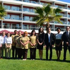 Areias Village Beach Suite Hotel фото 4