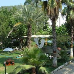 Отель Erendiz Kemer Resort парковка