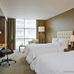 Отель Westin Santa Fe Мехико комната для гостей