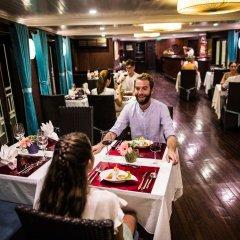 Отель Bhaya Cruises Халонг питание фото 3
