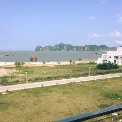 Отель Tuan Chau Marina Hotel Вьетнам, Халонг - отзывы, цены и фото номеров - забронировать отель Tuan Chau Marina Hotel онлайн балкон