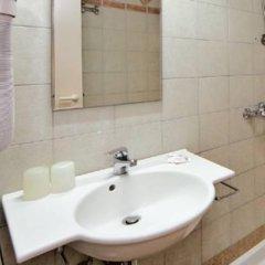 Отель Aquamare Hotel Греция, Родос - отзывы, цены и фото номеров - забронировать отель Aquamare Hotel онлайн ванная