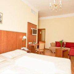 Hotel Mozart 3* Стандартный номер с различными типами кроватей фото 12