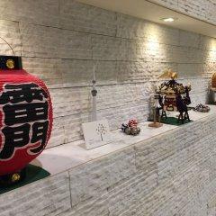 Отель Keihan Asakusa Япония, Токио - отзывы, цены и фото номеров - забронировать отель Keihan Asakusa онлайн питание фото 2