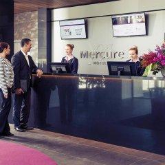 Отель Mercure Newcastle Airport интерьер отеля