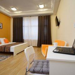 Отель Apelsin on Sretenskiy Boulevard Москва комната для гостей фото 5