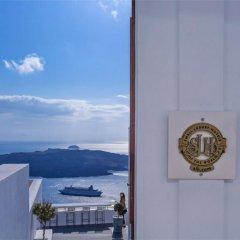 Отель Cosmopolitan Suites Греция, Остров Санторини - отзывы, цены и фото номеров - забронировать отель Cosmopolitan Suites онлайн балкон