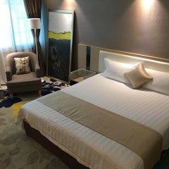 Отель Shenzhen Kaili Hotel Китай, Шэньчжэнь - отзывы, цены и фото номеров - забронировать отель Shenzhen Kaili Hotel онлайн комната для гостей фото 4