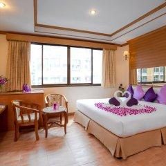 Отель Bangkok Residence 2* Улучшенный номер с различными типами кроватей