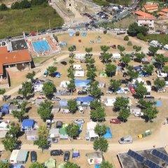 Отель Camping Paisaxe II Эль-Грове пляж