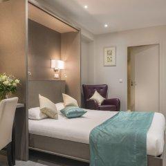 Отель France Albion Париж комната для гостей фото 3