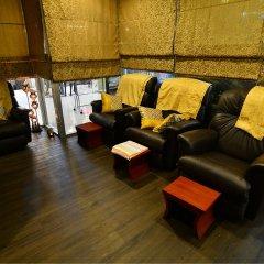 The 93 Hotel сауна
