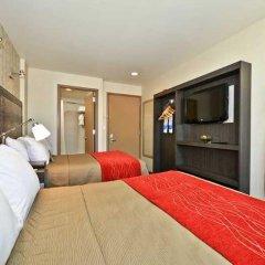 Отель Comfort Inn Midtown West 2* Стандартный номер с различными типами кроватей фото 15