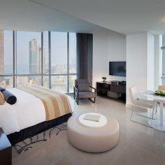 Jumeirah at Etihad Towers Hotel 5* Студия с различными типами кроватей
