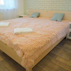 Doma Hostel Екатеринбург комната для гостей