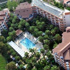 Orfeus Hotel Сиде балкон