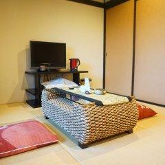 Отель Ryokan Nagomitsuki Япония, Беппу - отзывы, цены и фото номеров - забронировать отель Ryokan Nagomitsuki онлайн комната для гостей фото 2