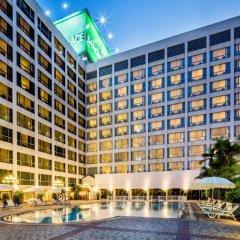 Bangkok Palace Hotel бассейн фото 3