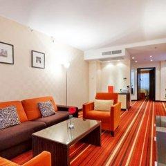 Гостиница Azimut Moscow Olympic 4* Стандартный номер с двуспальной кроватью фото 6