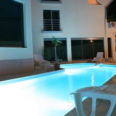 Отель Alex Family Hotel Болгария, Сандански - отзывы, цены и фото номеров - забронировать отель Alex Family Hotel онлайн бассейн фото 2