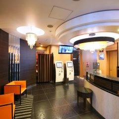 APA Hotel Shinbashi Onarimon интерьер отеля