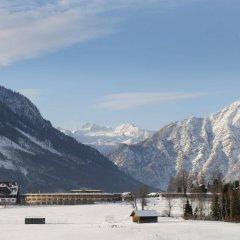 Die Wasnerin G'sund & Natur Hotel спортивное сооружение