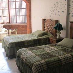 Отель Hostal La Encantada Мексика, Мехико - 1 отзыв об отеле, цены и фото номеров - забронировать отель Hostal La Encantada онлайн интерьер отеля