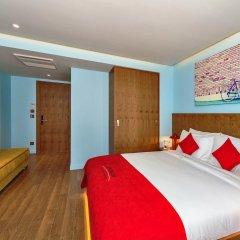Endless Hotel Taksim комната для гостей