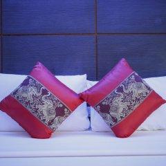 Отель Blue Carina Inn Hotel Таиланд, Пхукет - отзывы, цены и фото номеров - забронировать отель Blue Carina Inn Hotel онлайн комната для гостей фото 5