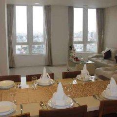 Отель An Phu Plaza Serviced Apartment Вьетнам, Хошимин - отзывы, цены и фото номеров - забронировать отель An Phu Plaza Serviced Apartment онлайн питание