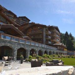 Отель Nendaz 4 Vallées & SPA Нендаз помещение для мероприятий фото 2