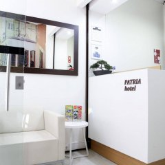 Отель Patria Hotel Португалия, Лиссабон - 1 отзыв об отеле, цены и фото номеров - забронировать отель Patria Hotel онлайн интерьер отеля